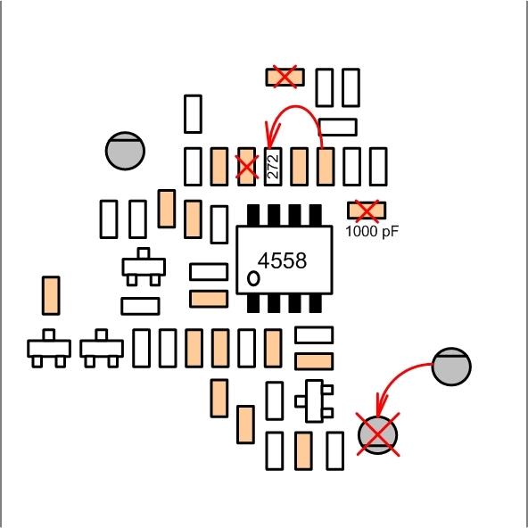 Опорная частота на фт2900 в инжинерном меню