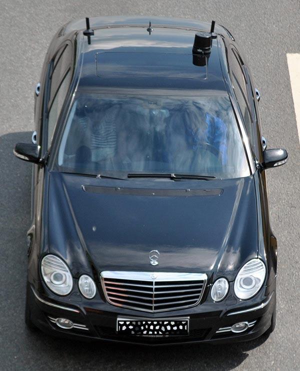 22 - Антенны на автомобилях гибдд