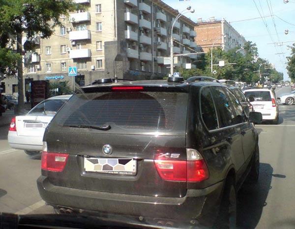 24 - Антенны на автомобилях гибдд