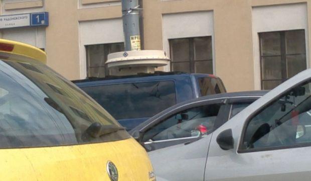6 - Антенны на автомобилях гибдд