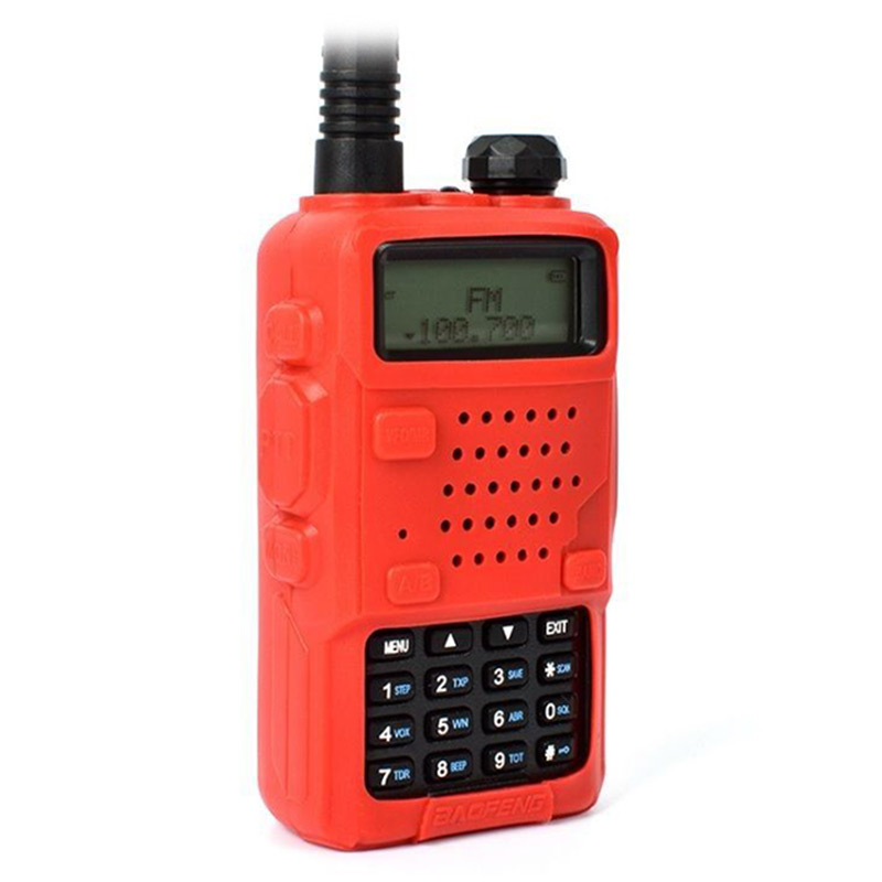Чехол Baofeng UV-5R Red. Фото N3