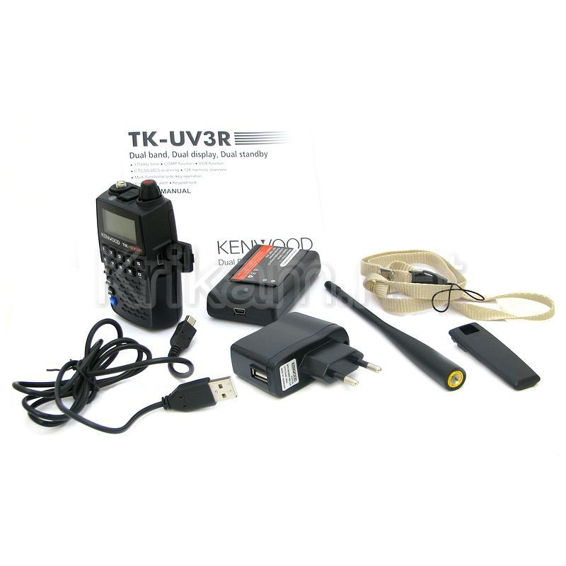 Kenwood TK-UV3R. Фото N4