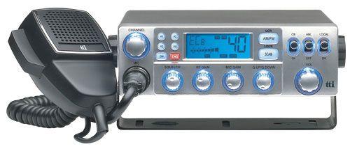 Радиостанции автомобильные и базовые аналоговые TTI TCB-770.