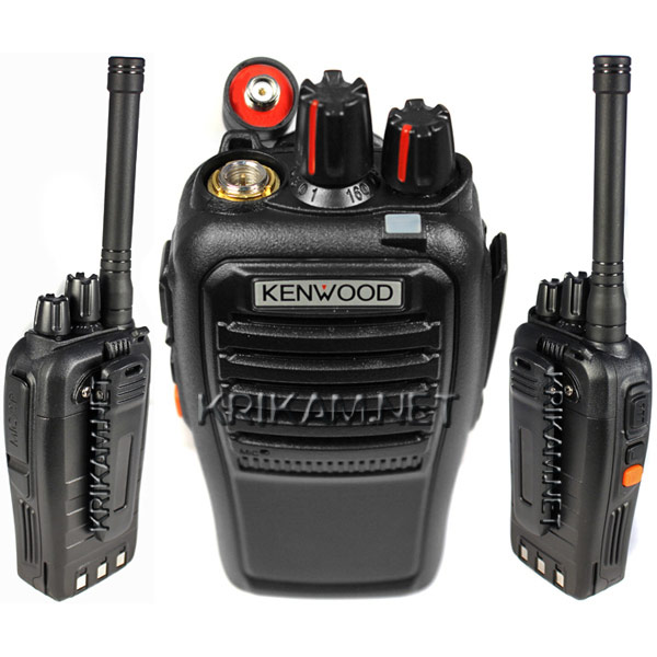 Kenwood TK-F6 New Dual Band 8 Вт. Фото N2