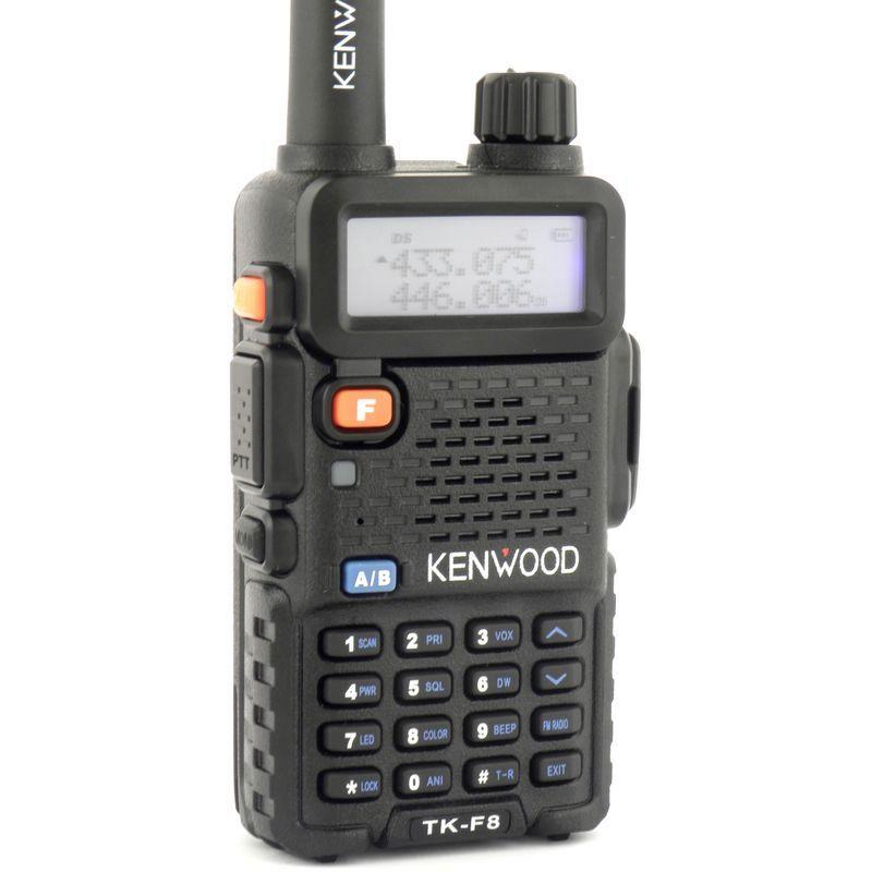 Kenwood Tk-f8 Uhf инструкция - фото 2
