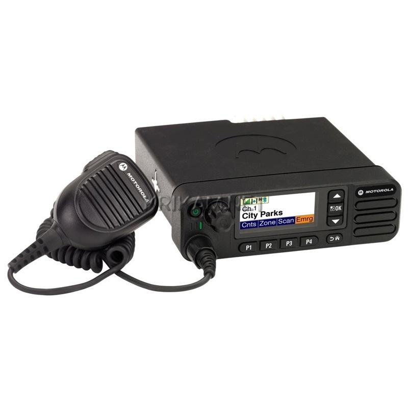 Цифро-аналоговая рация Motorola DM4601e