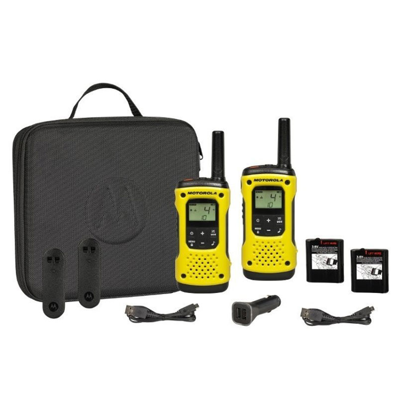 Motorola Talkabout T92 H2O Twin Pack. Фото N4