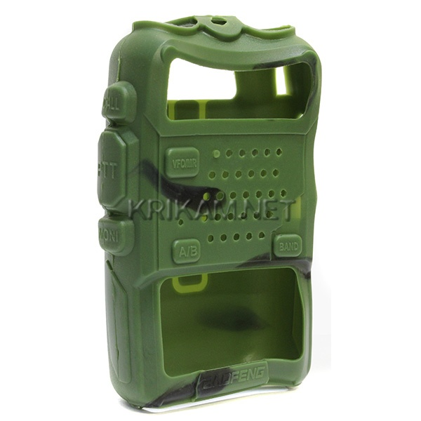 Чехол Baofeng UV-5R Green