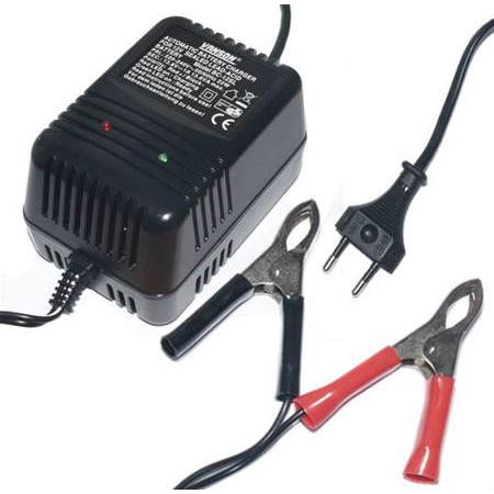 Зарядное устройство для кислотно-свинцовых аккумуляторов.