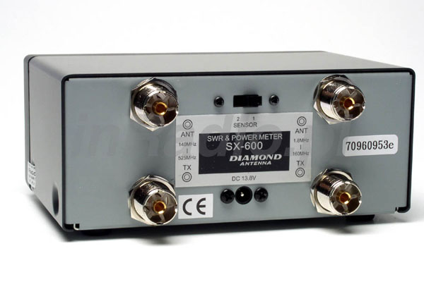 Diamond SX-600 UHF. Фото N2