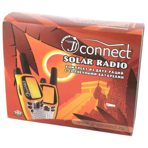 JJ-Connect Solar Radio. Фото N2
