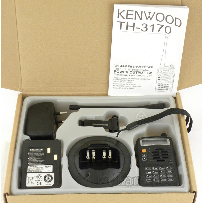 Kenwood TH-3170. Фото N4